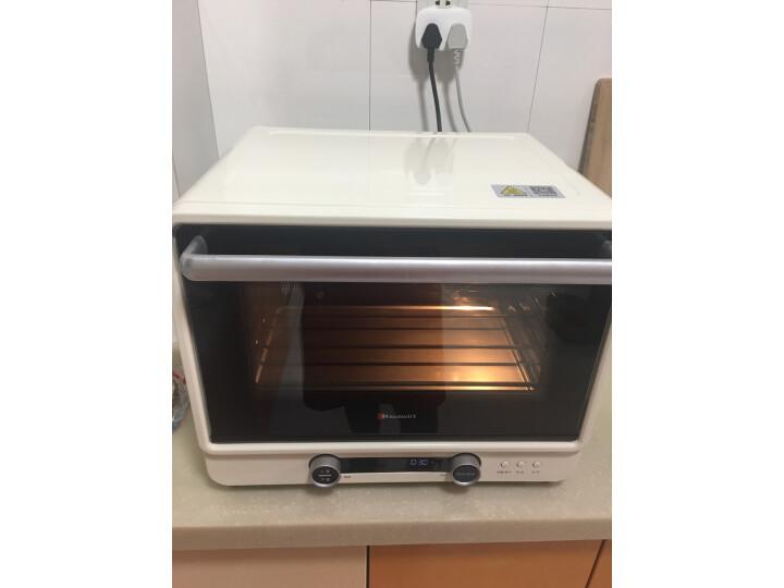 海氏(Hauswirt)C76同款多功能电烤箱怎么样【猛戳分享】质量内幕详情 电器拆机百科 第10张