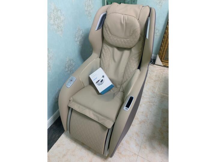 芝华仕CHEERS M2030按摩椅家用型全身测评曝光?分析哪个好? 值得评测吗 第12张