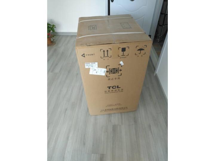 TCL 8公斤免污式免清洗变频全自动滚筒洗衣机XQGM80-S500BJD质量如何?亲身使用体验内幕详解 好货众测 第6张