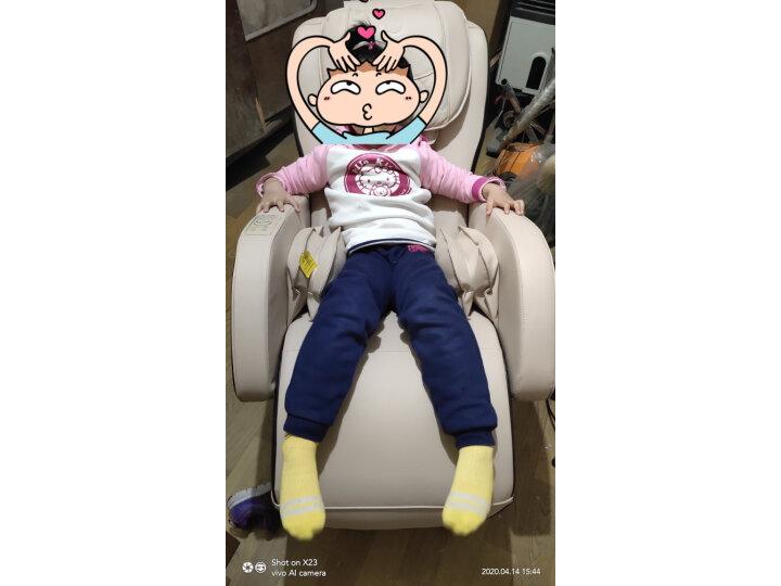 奥佳华OGAWA家用按摩沙发椅5518测评曝光【对比评测】质量性能揭秘 好货众测 第16张