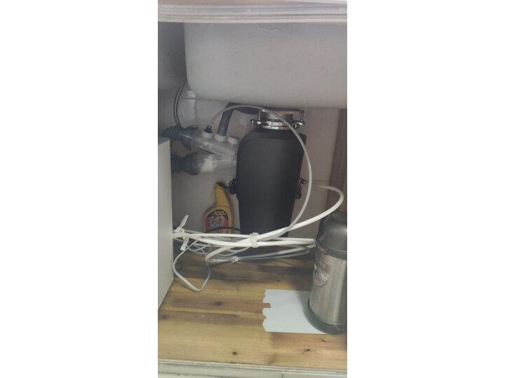 VIOMI 云米 垃圾处理器厨房厨余粉碎机处理机家用VXRD-02 新款测评怎么样???用后感受评价评测点评 每日推荐 第10张