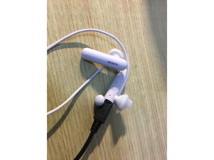 索尼(SONY)WI-SP500 无线蓝牙运动耳机怎么样_内幕评测_值得查看 品牌评测 第10张