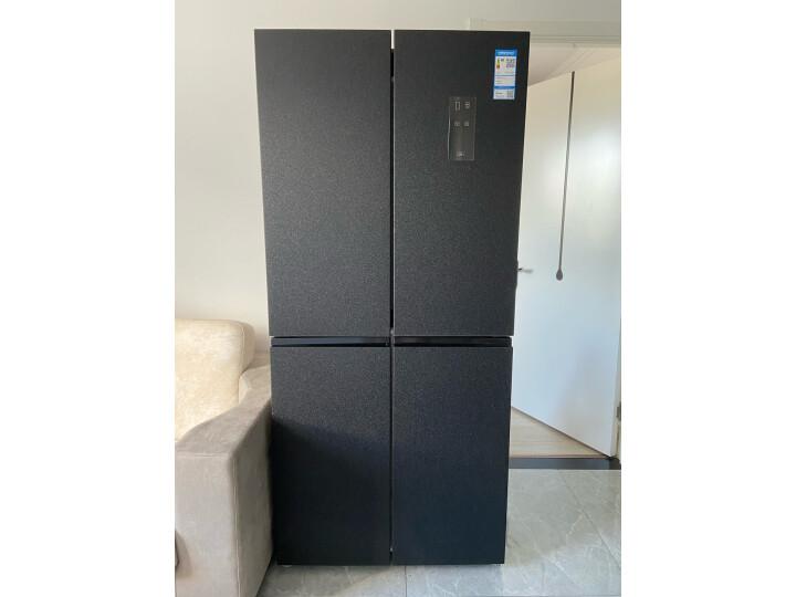 TCL 486升 双变频风冷无霜十字对开门电冰箱BCD-486WPJD评测爆料如何?入手半年内幕评测 好货众测 第2张