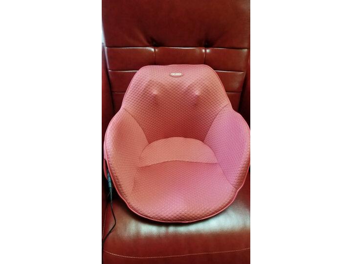 奥佳华坐姿椅人体工学座垫塑形修身按摩坐垫OG-1501测评曝光?质量靠谱吗,真相吐槽分享 电器拆机百科 第10张