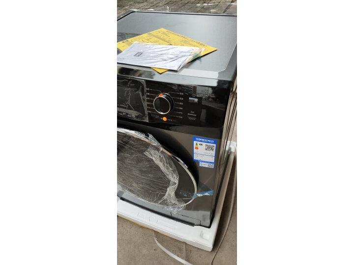 【独家揭秘】TCL 10公斤 变频全自动滚筒洗衣机100T6-B怎么样?为什么爆款,质量内幕评测详解 _经典曝光 艾德评测 第5张