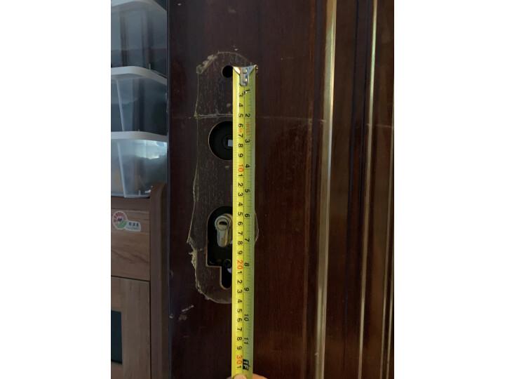 石将军指纹锁密码锁防智能门锁家用防盗门锁S3怎么样吐槽最新使用感受!!_【菜鸟解答】 _经典曝光 首页 第22张