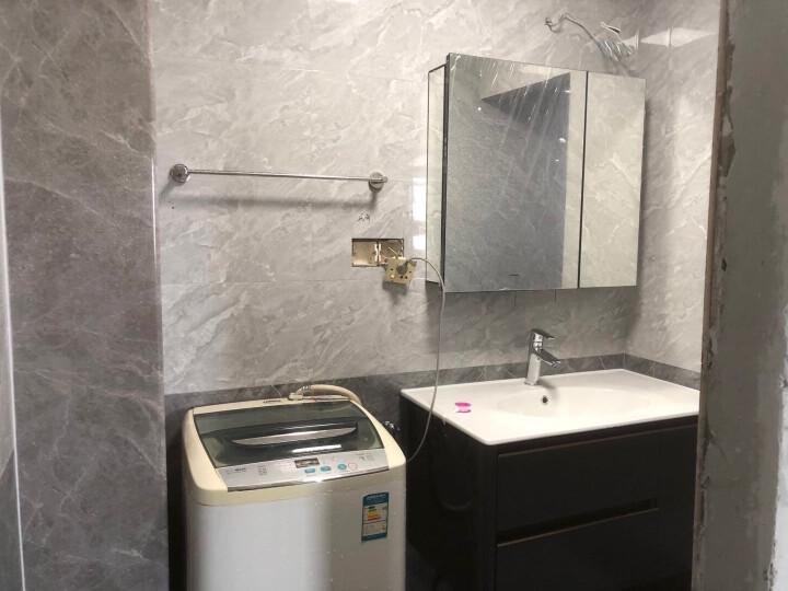 九牧JOMOO轻奢简约浴室柜组合A2255怎么样?优缺点如何,真想媒体曝光-艾德百科网