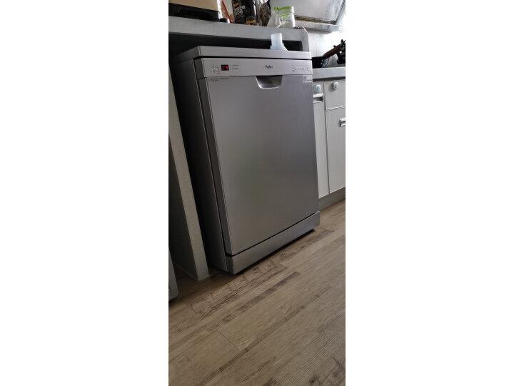 海尔(Haier)14套 超大容量家用洗碗机 EW14718怎么样?不得不看【质量大曝光】 艾德评测 第8张