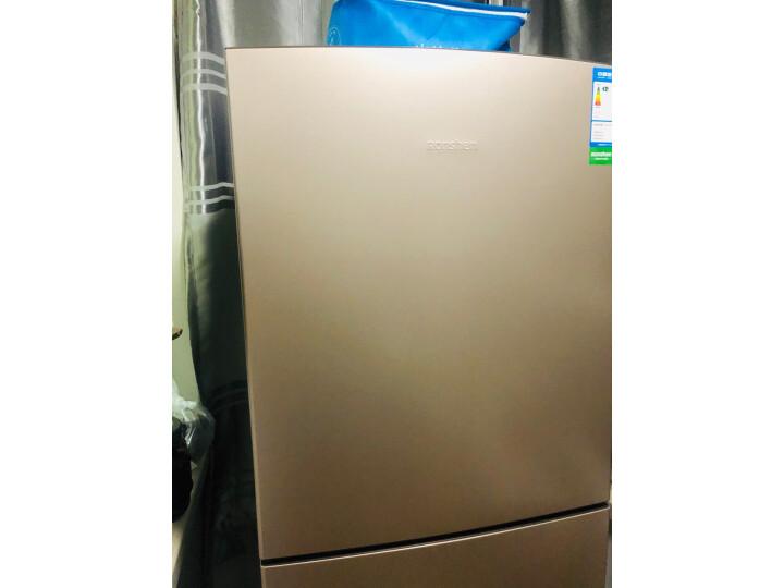 【同款测评分享】容声(Ronshen) 252升 三门冰箱BCD-252WD11NPA怎么样【用户吐槽】质量内幕详情 首页 第3张