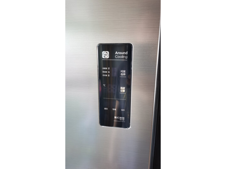 容声(Ronshen) 558升 T型对开三门冰箱BCD-558WD11HPA怎么样?买后一个月,真实曝光优缺点 品牌评测 第6张