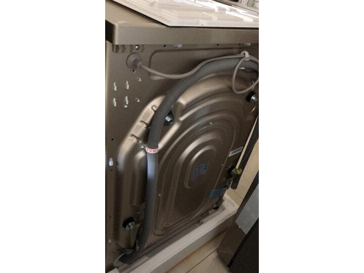 小天鹅(LittleSwan)超微净泡水魔方系列 10公斤滚筒洗衣机TG100RFTEC怎么样?使用五周后感受分享!! 好货爆料 第7张