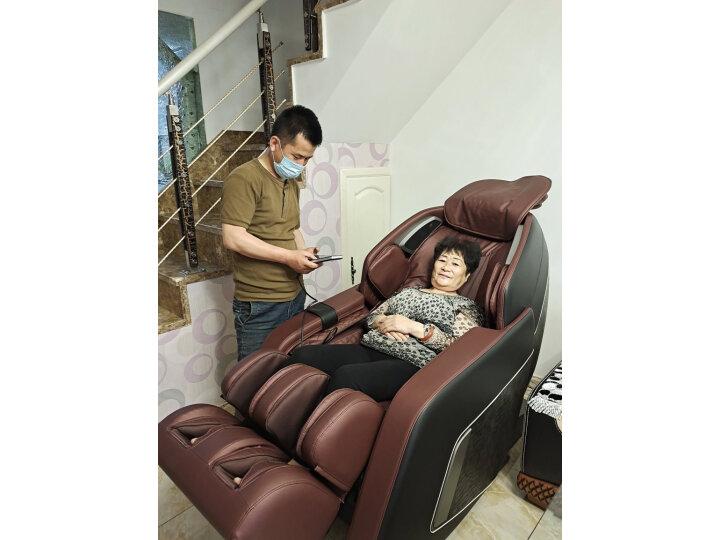 荣泰ROTAI智能按摩椅家用RT7800测评曝光【同款对比揭秘】内幕分享 好货众测 第11张