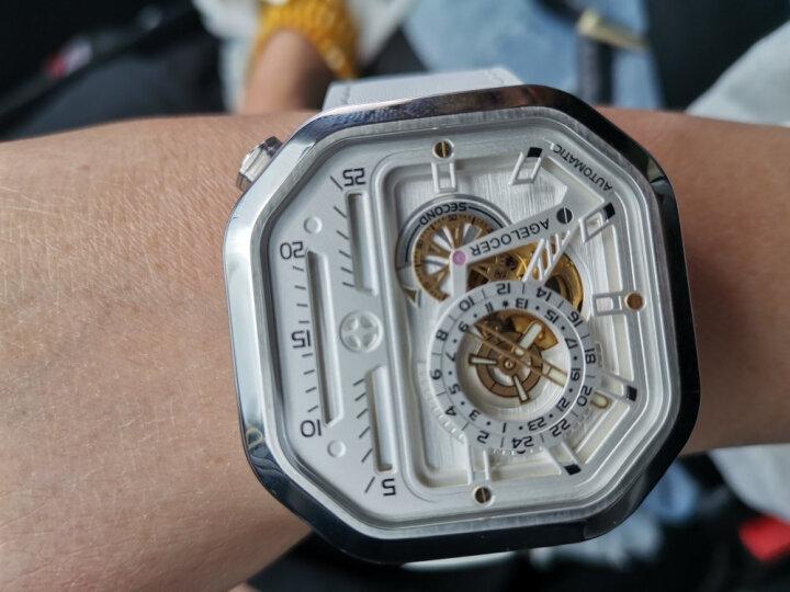 艾戈勒(agelocer)瑞士手表 大爆炸系列5802J1 44MM怎么样【优缺点评测】媒体独家揭秘分享 值得评测吗 第7张