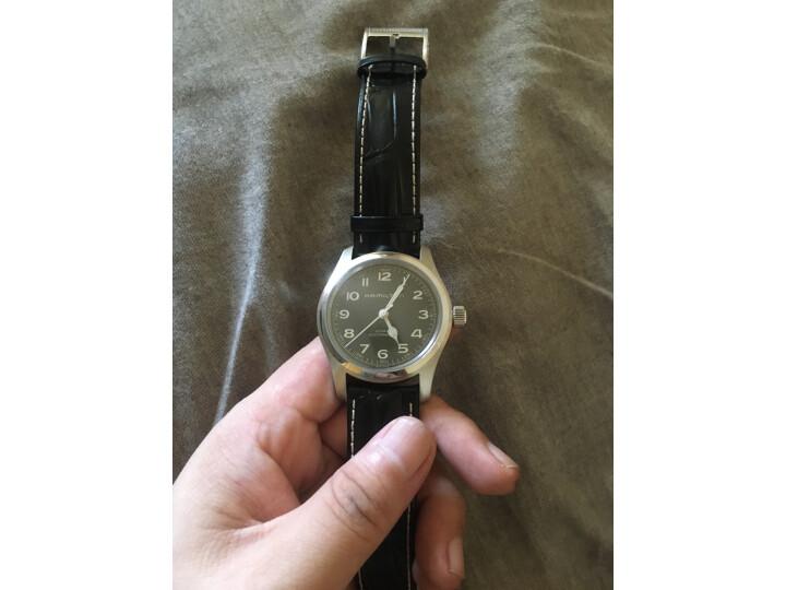 汉米尔顿瑞士手表卡其野战系列38毫米手动上链机械男士腕表H69439363 怎么样质量靠谱吗,在线求解_独家分享 _经典曝光-艾德百科网