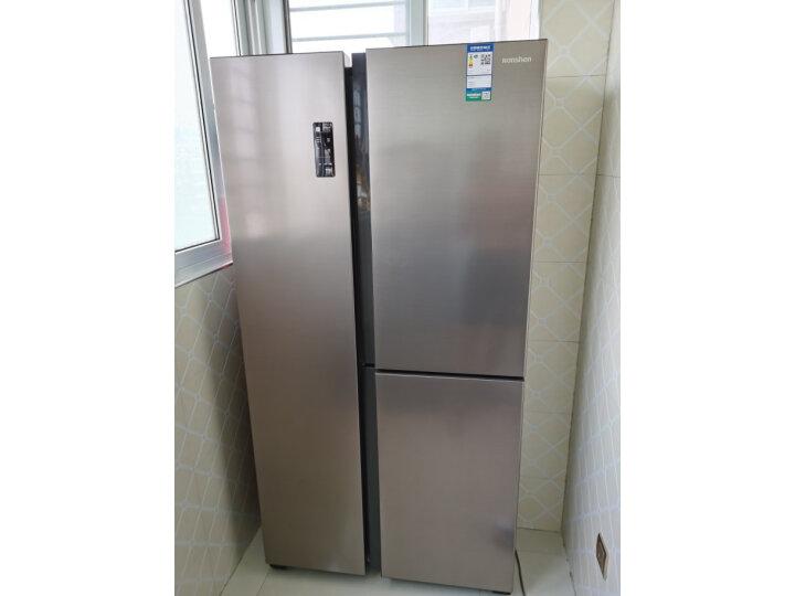容声(Ronshen) 558升 T型对开三门冰箱BCD-558WD11HPA怎么样?买后一个月,真实曝光优缺点 品牌评测 第12张