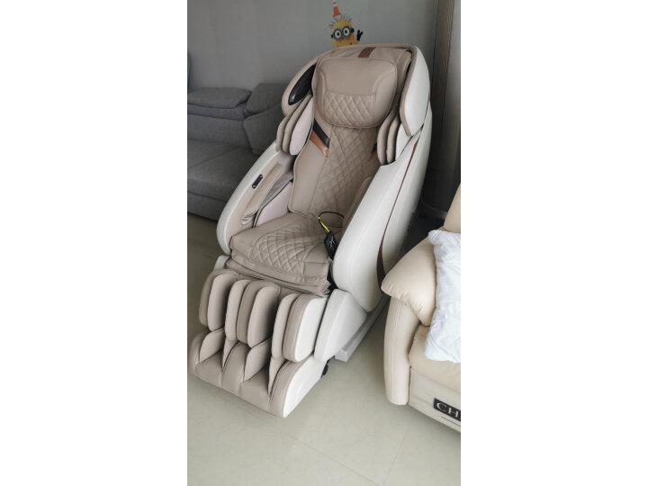 奥佳华家用按摩椅7808智摩大师使用测评必看?谁用过,质量详情揭秘 艾德评测 第7张