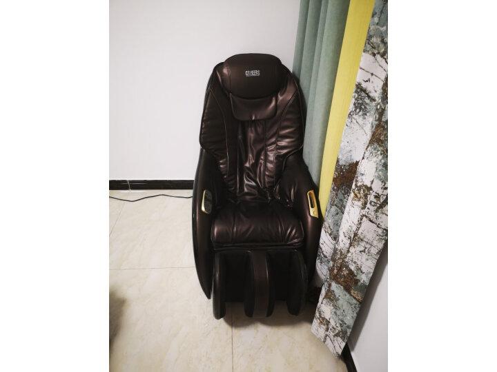 芝华仕(CHEERS)M1080 按摩椅家用 怎么样_一个月亲身体验 艾德评测 第5张
