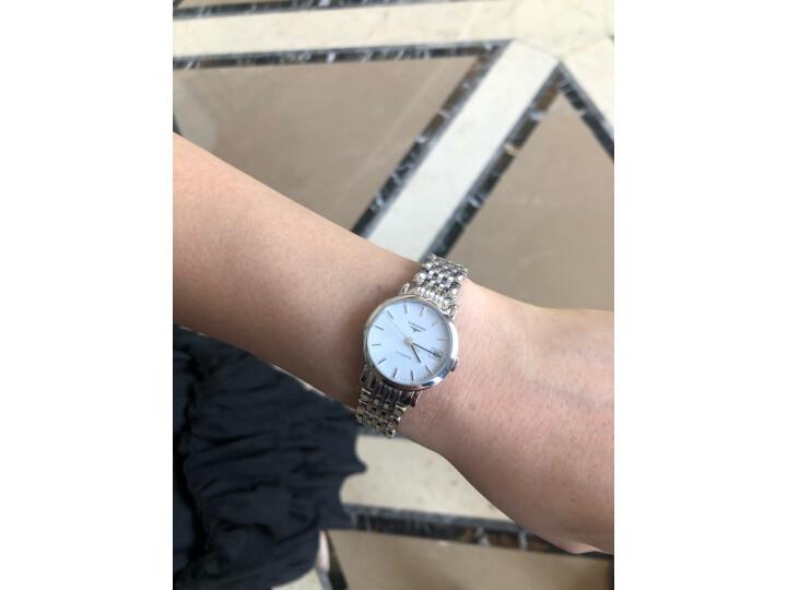 浪琴(Longines)瑞士手表 博雅系列 机械钢带女表 L43104876 怎么样质量评测如何,说说看法_好货曝光 _经典曝光-艾德百科网