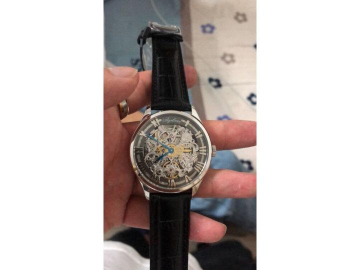 艾戈勒(agelocer)瑞士手表 男士镂空商务全自动机械表5401D9怎么样?为什么爆款,质量内幕评测详解) 评测 第4张