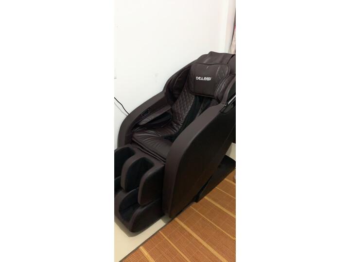 美国迪斯按摩椅DE-T100L同DE-T600L比较评测,优缺点大揭秘 艾德评测 第11张