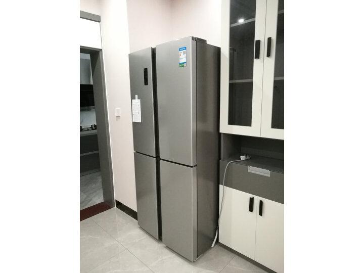 【图文测评详解】容声(Ronshen)429升十字对开门冰箱BCD-429WRK1FP怎么样?质量优缺点对比评测详解 首页 第7张