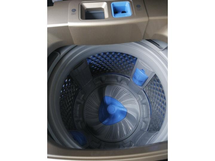 在线解答小天鹅(LittleSwan) 水魔方系列 10公斤变频 波轮洗衣机TB100V80WDCLG怎么样?为何这款评价高【内幕曝光】 好货爆料 第9张