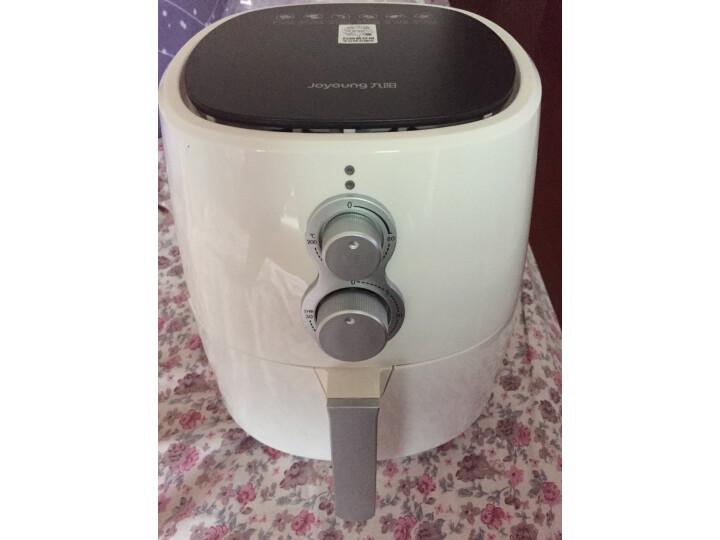 九阳(Joyoung)空气炸锅家用大容量电炸锅VF181,J63A 质量可靠吗??亲身使用一周反馈 值得评测吗 第6张