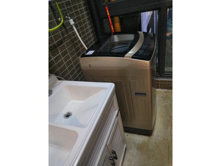 在线解答小天鹅(LittleSwan) 水魔方系列 10公斤变频 波轮洗衣机TB100V80WDCLG怎么样?为何这款评价高【内幕曝光】 好货爆料 第6张