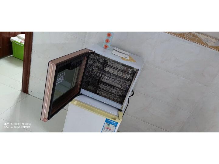 康佳(KONKA)消毒柜 厨房商用立式消毒柜ZTP138K4怎么样?评价为什么好,内幕详解 艾德评测 第11张