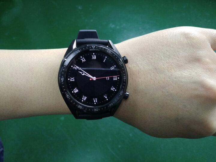 HUAWEI WATCH GT 雅致款 黑色 华为手表怎么样?内幕评测,有图有真相-货源百科88网