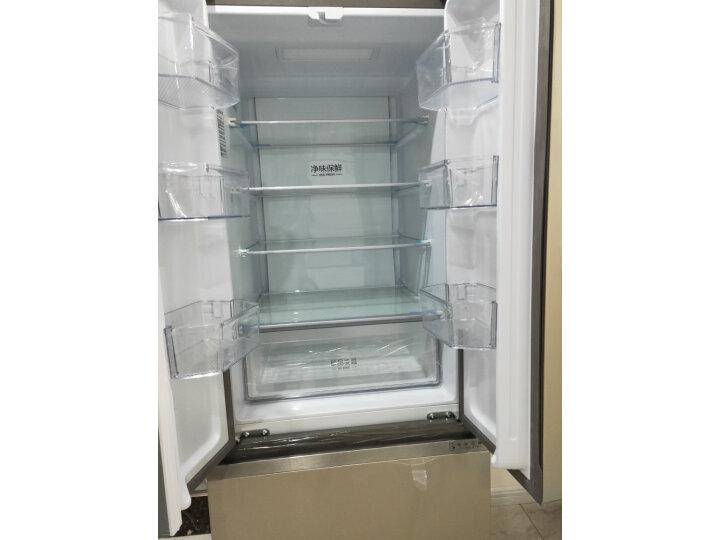 海尔 (Haier)330升双变频风冷无霜四门冰箱BCD-330WDPTU1怎么样?质量口碑反应如何【媒体曝光】-货源百科88网