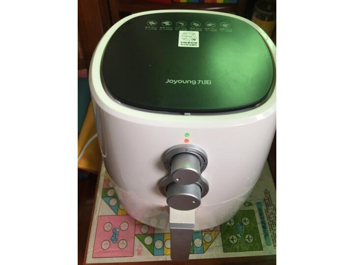 九阳(Joyoung)空气炸锅家用大容量电炸锅VF181,J63A 质量可靠吗??亲身使用一周反馈 值得评测吗 第5张