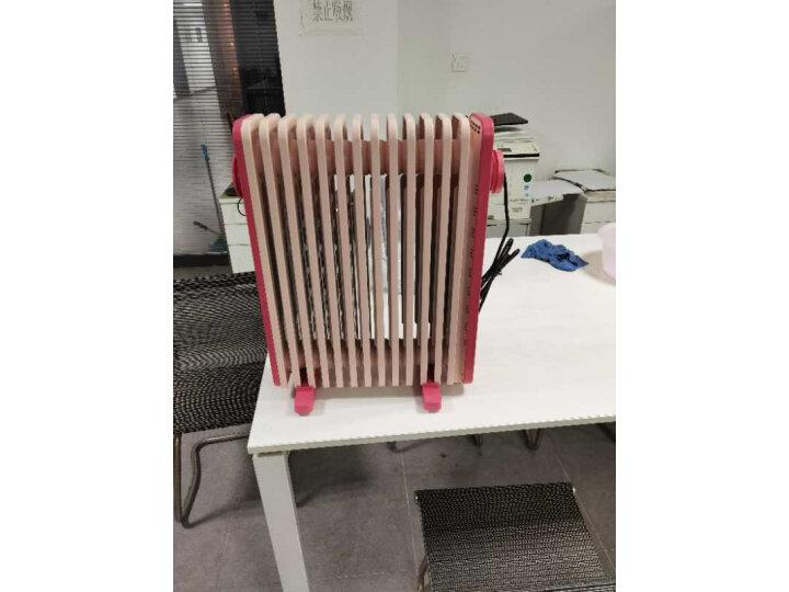 美的(Midea)取暖器电暖器家用办公电暖气片HYX22N评测如何?质量怎样【真实大揭秘】质量性能评测必看 _经典曝光 众测 第15张