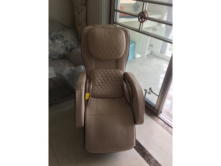 奥佳华OGAWA家用按摩沙发椅5518测评曝光【对比评测】质量性能揭秘 好货众测 第18张