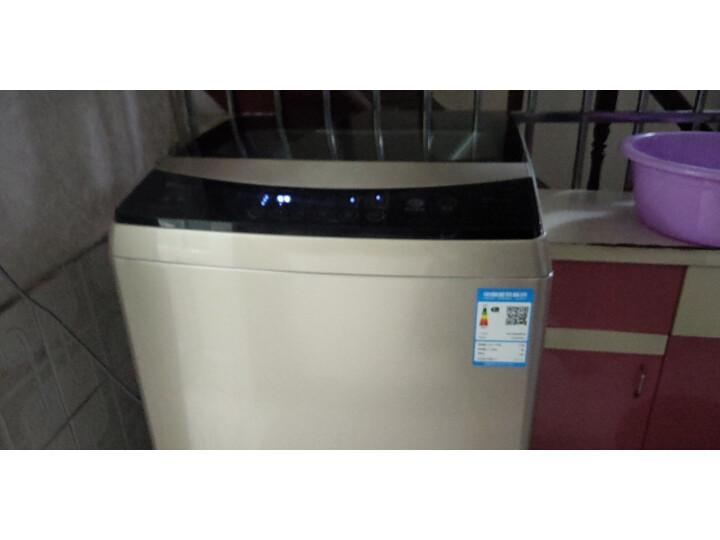 在线解答小天鹅(LittleSwan) 水魔方系列 10公斤变频 波轮洗衣机TB100V80WDCLG怎么样?为何这款评价高【内幕曝光】 好货爆料 第11张