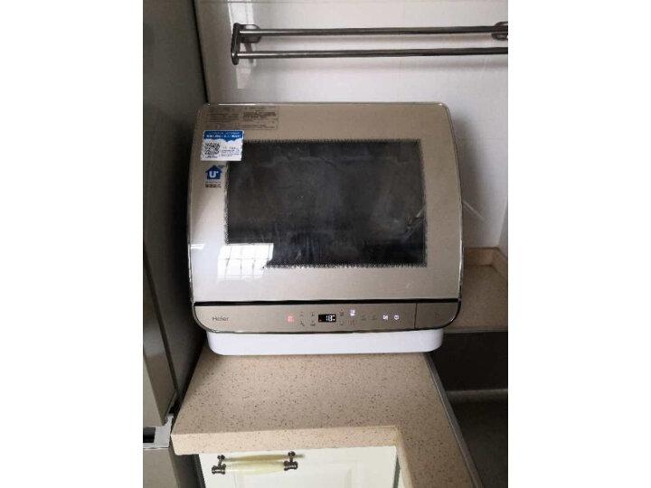 海尔(Haier) S10黄金嵌入式除菌家用洗碗机EYW80266CSDU1最新评测怎么样??质量优缺点对比评测详解-苏宁优评网