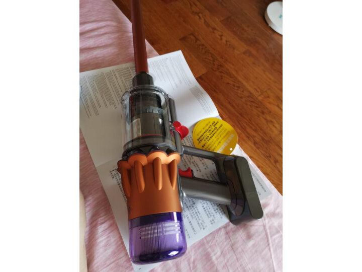 Dyson戴森 吸尘器 V11 Fluffy Extra吸尘器家用怎么样官方最新质量评测,内幕揭秘_好货曝光 _经典曝光 首页 第11张