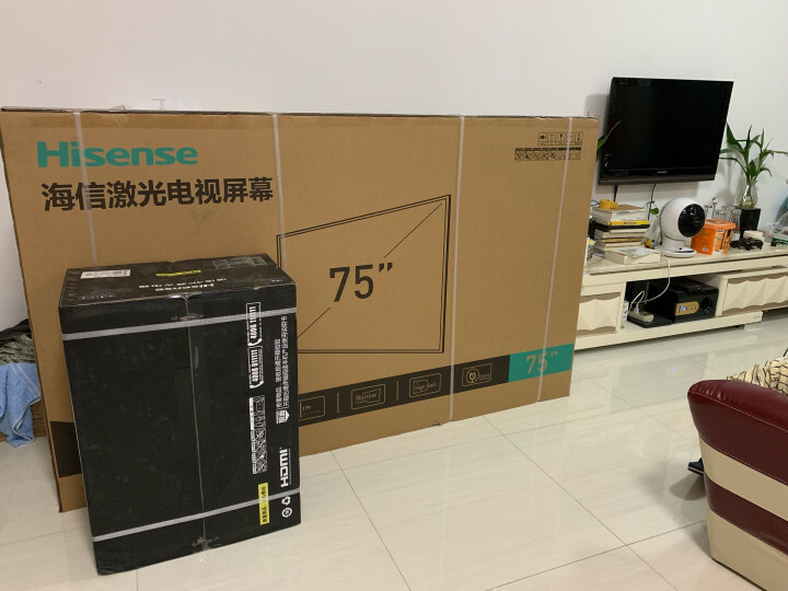 海信(Hisense)80L5D 80英寸激光电视怎么样?买后一个月,真实曝光优缺点 家电百科 第7张