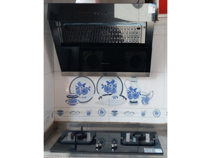 万和 Vanward 17立方米大吸力抽油烟机燃气灶具套装J320A+B6-B338XW-12T怎么样质量评测如何,说说看法_独家分享 _经典曝光-苏宁优评网