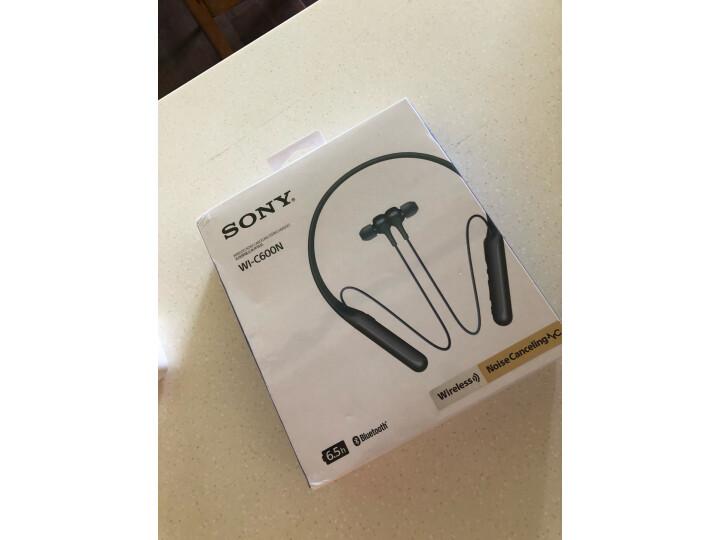 索尼(SONY)WI-C600N 无线降噪立体声耳机怎样【真实评测揭秘】媒体质量评测,优缺点详解 _经典曝光 众测 第5张
