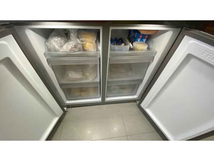 海尔(Haier)553升无霜变频互联网多门冰箱BCD-553WDIBU1怎么样【使用详解】详情分享 好货众测 第7张