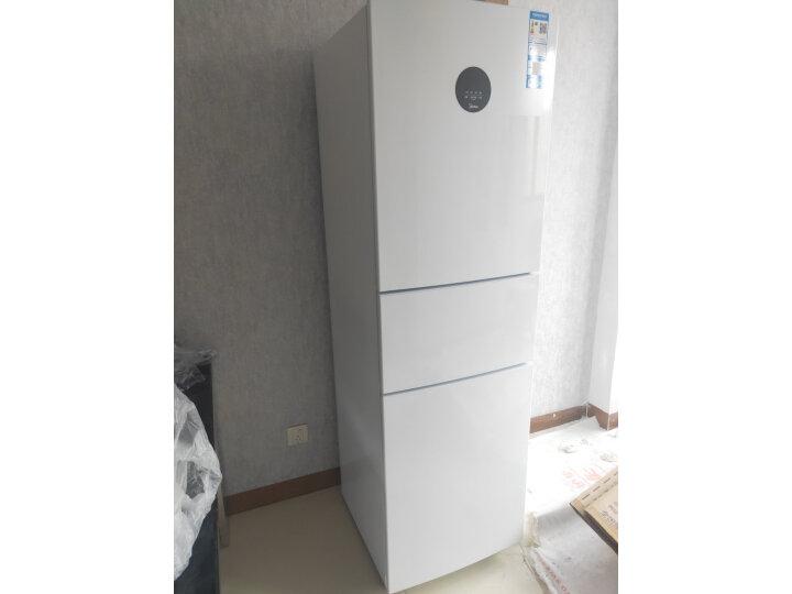 美的230升 新风冷无霜家用小冰箱BCD-230WTPZM(E)怎么样新闻爆料真实内幕【入手必看】 艾德评测 第10张