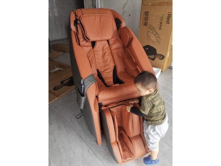 艾力斯特(iRest)按摩椅A770主机质量评测如何,说说看法 好货众测 第10张
