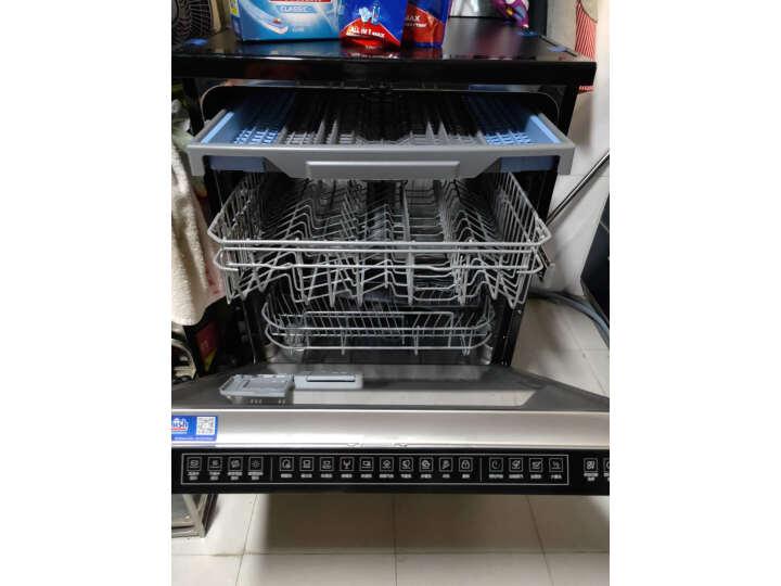 海尔(Haier) 13套智能款独立式智能除菌家用洗碗机 EW13918CS怎样【真实评测揭秘】好不好,优缺点区别有啥? _经典曝光 好物评测 第7张