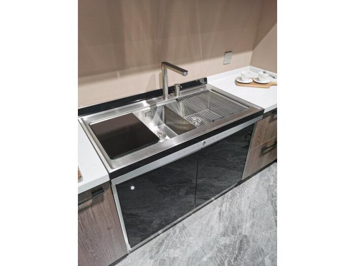 火星人(marssenger)D7新款残渣处理四合一集成水槽 洗碗机怎么样_值得入手吗【详情揭秘】 品牌评测 第5张