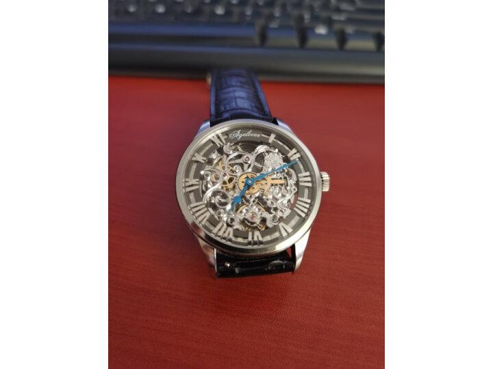 艾戈勒(agelocer)瑞士手表 男士镂空商务全自动机械表5401D9怎么样?为什么爆款,质量内幕评测详解) 评测 第7张