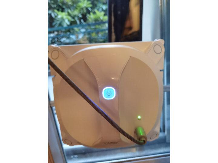 透过真相看本质_科沃斯(Ecovacs)窗宝W880 DS擦窗机器人WB10.10 怎么样?使用一周后对比差? _经典曝光-苏宁优评网