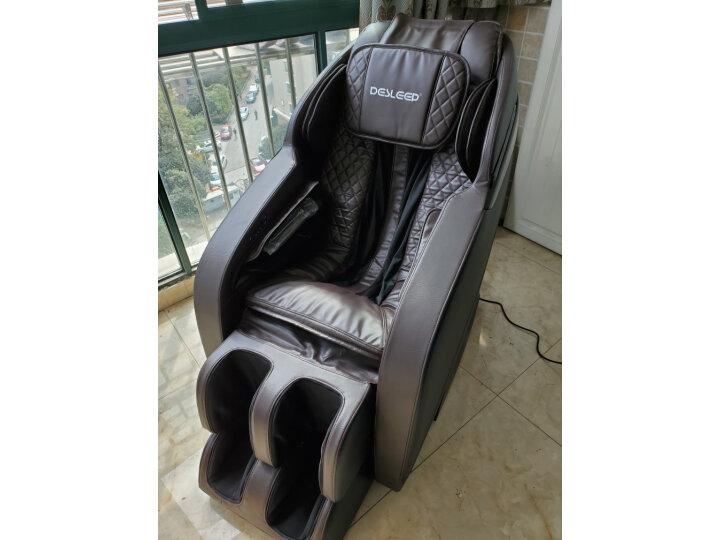 迪斯(Desleep)按摩椅家用DE-T100L测评曝光,质量很烂是真的吗【使用揭秘】 好货众测 第4张