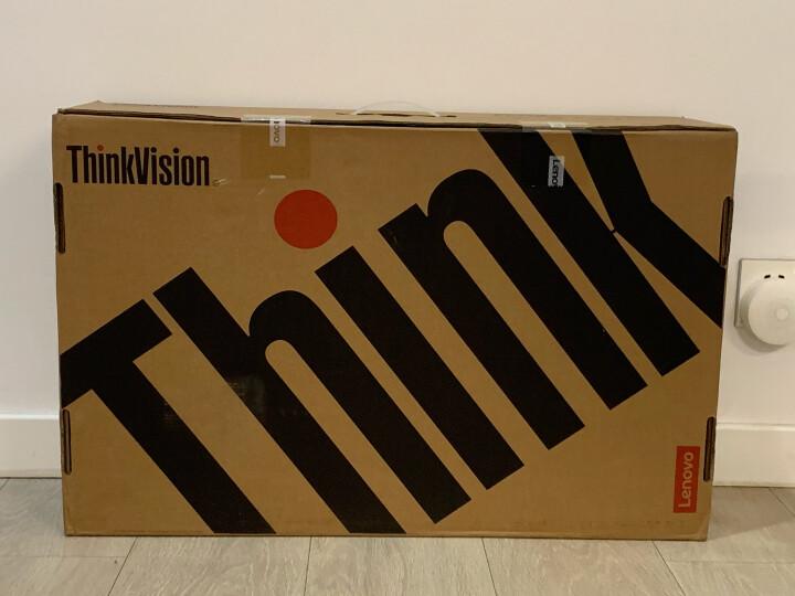 联想(ThinkVision)27英寸思匠27全面屏显示器P27h-20怎么样_质量到底差不差_详情评测 品牌评测 第13张