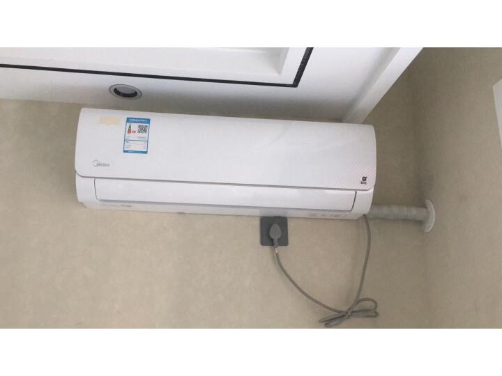 美的(Midea)3匹 智行客厅空调立式柜机 KFR-72LW DY-YA400(D3)怎么样.质量优缺点评测详解分享 _经典曝光 众测 第11张